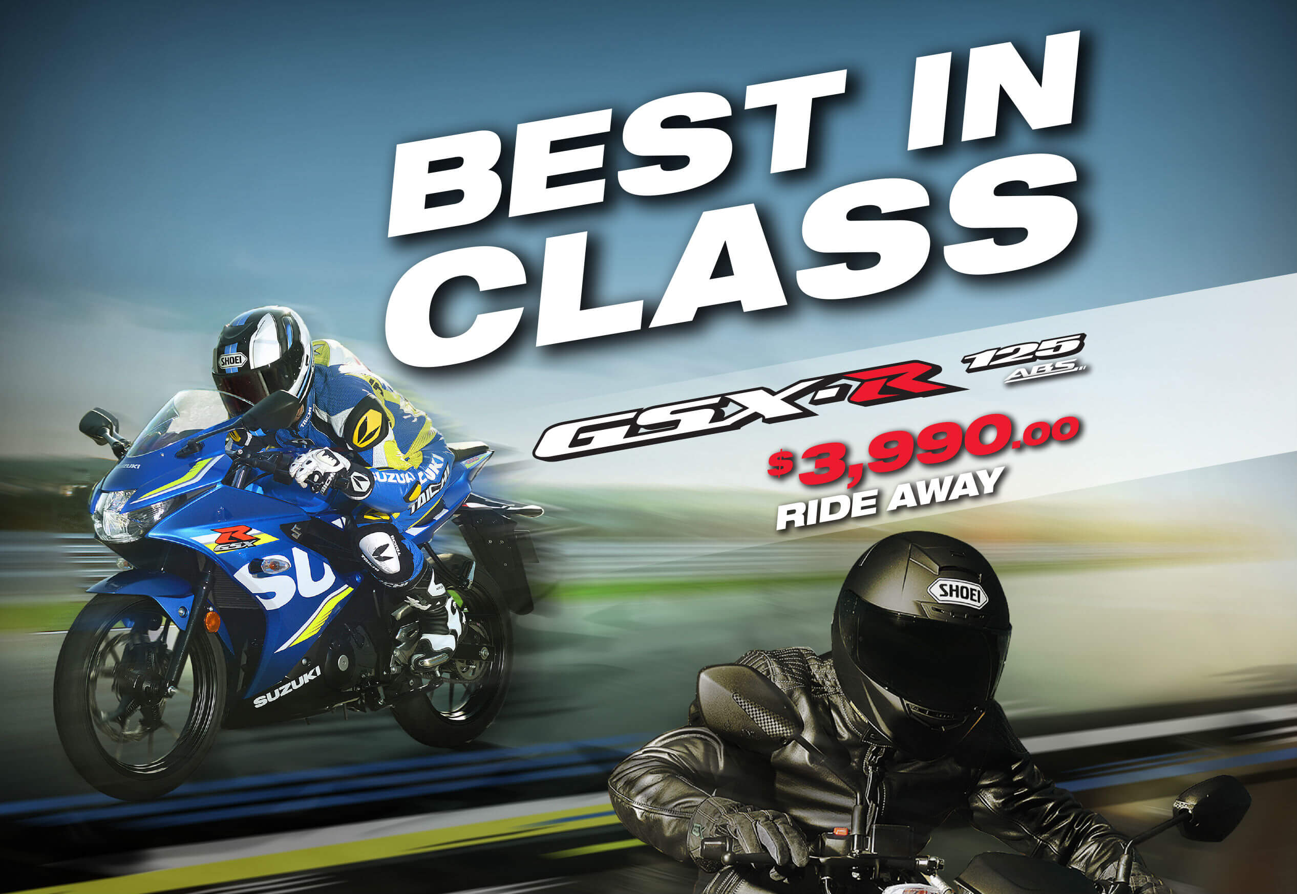 Best In Class GSX-R Suzuki